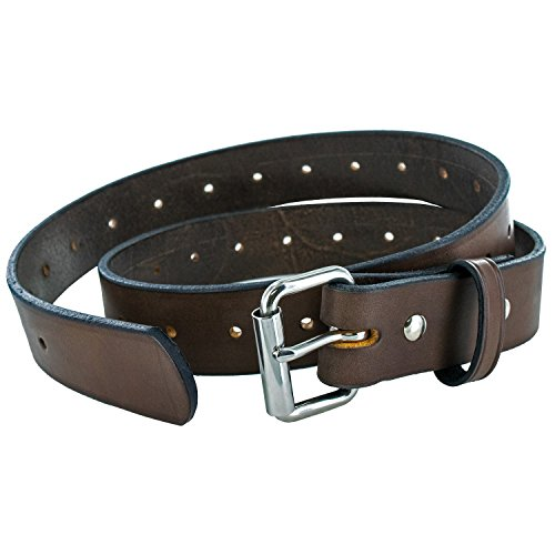 Hanks A2500 The Gunner Utility CCW Gun Belt - Brown - Size 44