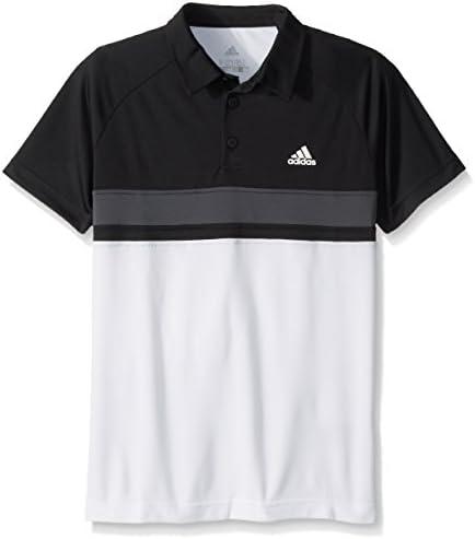 ボーイズ/ユース カラーブロックポロシャツ テニス ボーイズクラブ