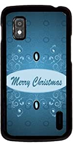 Funda para Google Nexus 4 - Feliz Navidad