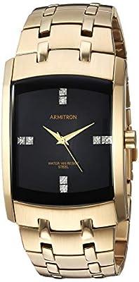 Armitron Men's 20/4507 Stainless Steel Bracelet Watch