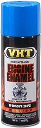 VHT ESP134007 Engine Enamel Ford Light Blue Can - 11 oz.