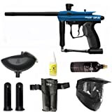 Spyder Opus .50 Caliber Paintball 9oz 2pod Mega Ice Blue