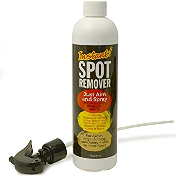 Amazon Com Instant Spot Remover For Carpet Clothes