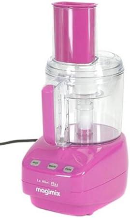 Magimix Le Mini Plus Robot artículo Rosa Pitaya: Amazon.es: Hogar