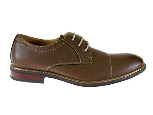 Ferro Lace Toe Brown Dress Casual Cap 19275 Oxfords Aldo Mens Up PxUPBH