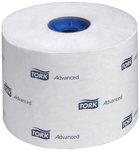 Advanced Bath Tissue - Tork 110292A Advanced High-Capacity 2-Ply Toilet Tissue Roll, White