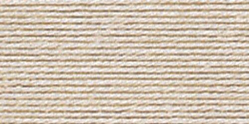 Coats Crochet South Maid Crochet, Cotton Thread Size 10, Ecru