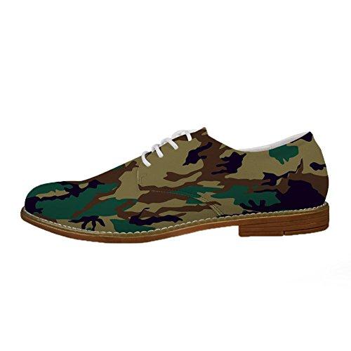 Coloranimal K-C120CE411, Chaussures à Lacets Homme Camo-4