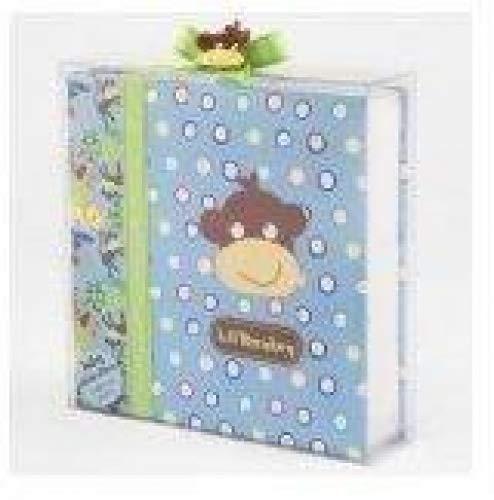 【国内正規品】 Baby Essentials Lil' Baby Photo Album Album Lil' Monkey by Photo Baby Essentials B00LRPJZYO, ニチナンチョウ:17c26ae8 --- narvafouette.eu