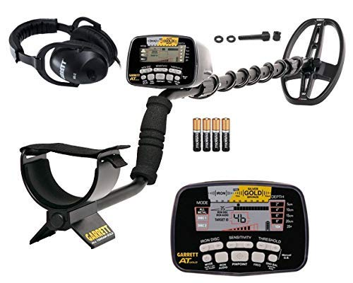 Garrett 1140680 AT Gold Metal Detector