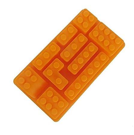 Yunko W0651 individual para Lego ladrillos de silicona Candy ...