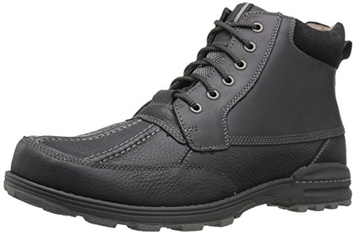 Dockers Men's Lakewood Chukka Boot, Black, 8.5 M US