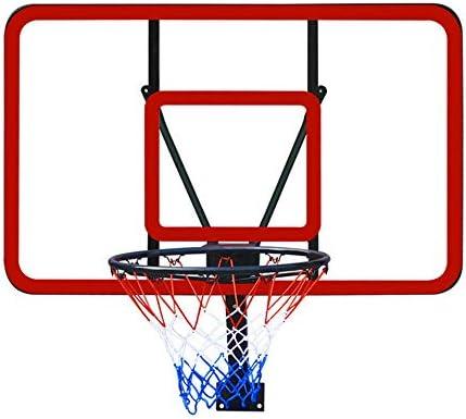 バスケットボールゴール ポータブルアジャスタブル子供のバスケットボールは男子のためのアウトドアスポーツのおもちゃスタンド 高さ調節可能 家庭用 こども用 (色 : Black, Size : One size)