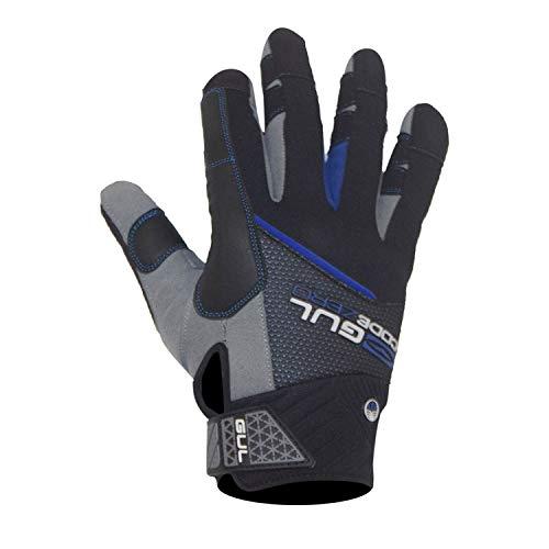 (GUL CZ Winter Full Finger Glove Black - Easy Stretch - Unisex)