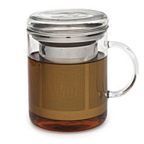 Adagio Teas Glass Mug & Infuser 1 Ea