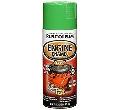 Amazoncom Rust Oleum 248936 Automotive 12 Ounce 500 Degree Engine