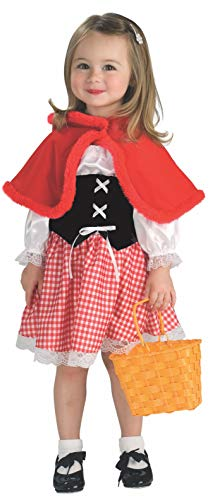 Little Red Riding Hood Costume, Toddler]()