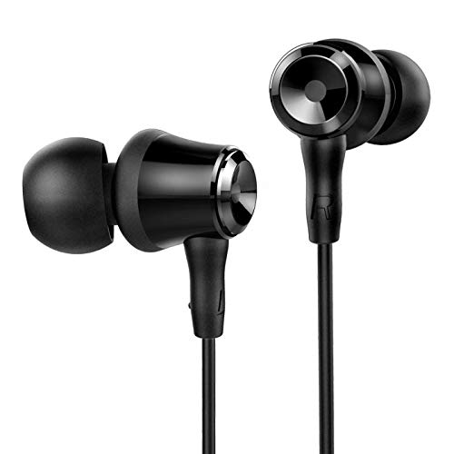 Renewed  Soundpeats B10 Bluetooth Headset with Mic  Black