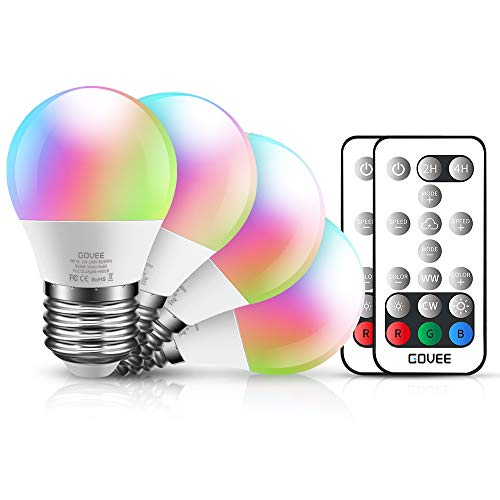Which is the best multicolor led bulb with remote?