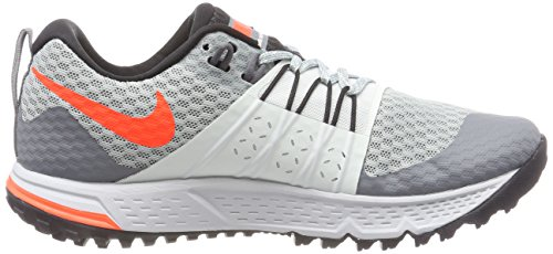 Nike Light Grey Wildhorse Zoom Grigio Pumice Donna Air Scarpe Running Black Barely 004 Crimson Total Wmns 4 7r74zwgx