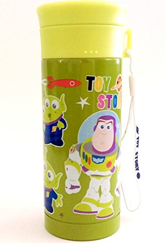 Toy Story Stainless Steel Vacuum Flask Thermos Water Bottle (Toy Story Thermos Cup compare prices)