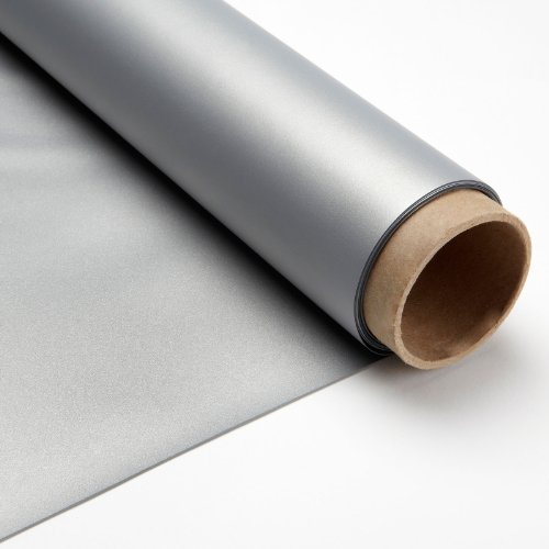 Carl's SilverScreen, Projector Screen Material, Silver, Passive 3D (2.35:1 | 53x126 | 136-in | Rolled)