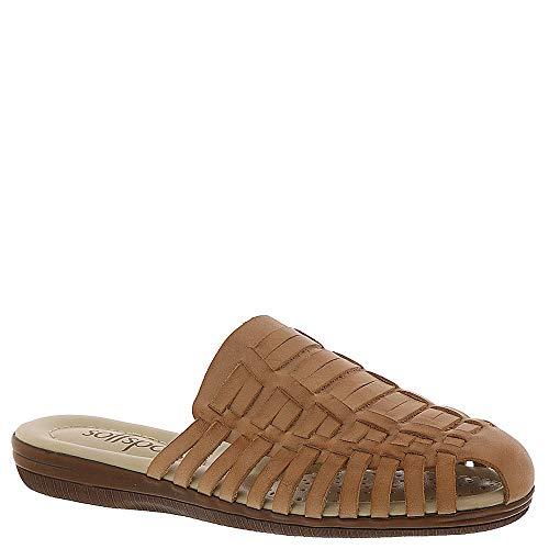 Huarache Softspots Leather - softspots Atlantis Women's Sandal 8 C/D US Natural