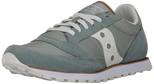 de Chaussures Grey White Femme Aqua Saucony Jazz Original Cross AqTqpft