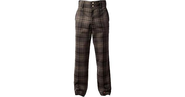 Amazon.com: iLuv tradicional escocés de hombre pantalones de ...