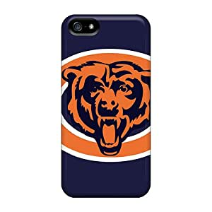 ColtonMorrill Iphone 5/5s Best Cell-phone Hard Covers Customized Vivid Chicago Bears Skin [Zeg502prXl]