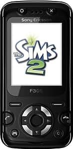 Sony Ericsson F305 Mystic - Móvil libre (10 MB de capacidad) color negro