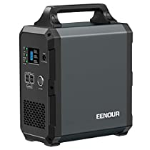 EENOUR ポータブル電源 EB120 超大容量 324000mAh/1200Wh 家庭...