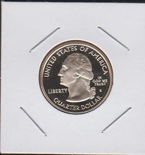 2005 S Washington State Quater, Kansas Quarter Superb Gem Proof US Mint (2005 Kansas State Quarter)