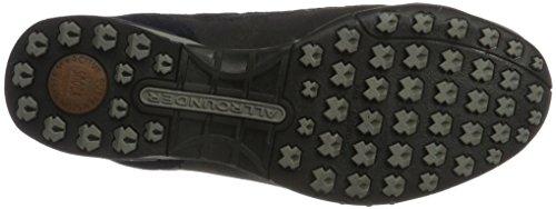 Allrounder by Mephisto Tacco-Tex, Zapatillas de Deporte Exterior para Hombre Blau (Black/Ocean)