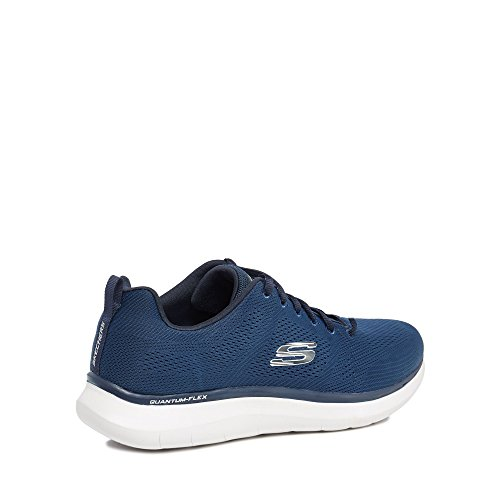 Skechers Men Navy 'Quantum' Trainers official free shipping pick a best discount 2014 unisex nhKCUr