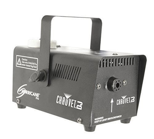 CHAUVET DJ Hurricane 700 Fog Machine w/Wired Remote | Fog Machines (Fog Machines)