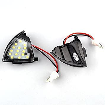 1x Skoda Superb 3U4 Bright Xenon White LED Number Plate Upgrade Light Bulb