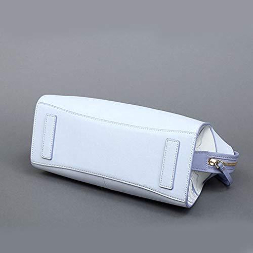 Shoulder Simple Chinese Gaoqq Bag Leather Style Handbag Female Retro Bag ISIwUd8qx