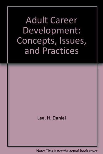adult career development concepts - 7