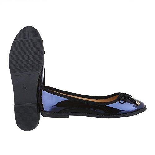 Ital-Design - Cerrado Mujer azul oscuro