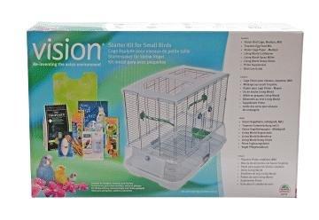 Vision Bird Cage Starter Kit, Medium, My Pet Supplies