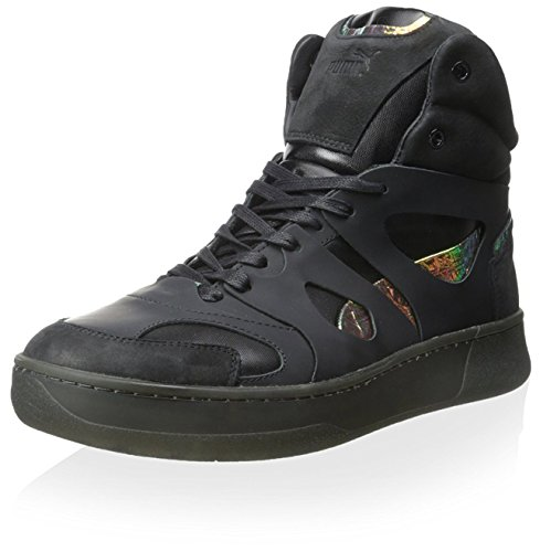 Mens Mcq Move Mid Black / Black