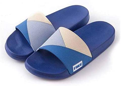 Indoor and Outdoor Beach Please Click on Brand to See More Color and Design Blue Navy Good for Shower Non Slipper TORIA Slides Slides for Women Campaign
