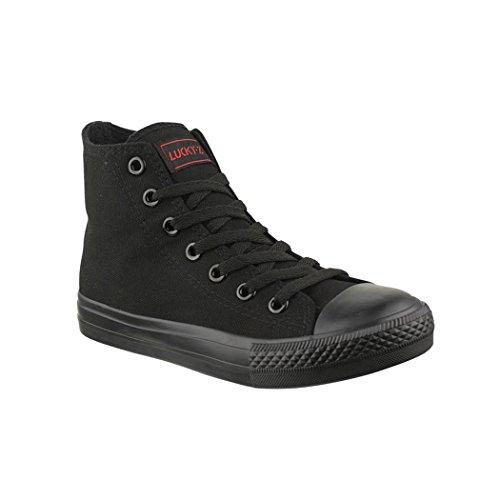 Sport Scarpe Per Elara Uomo 36 High nbsp; Unisex Sneaker Tessile Donna Sneakers Top Scarpe AqA4ZE