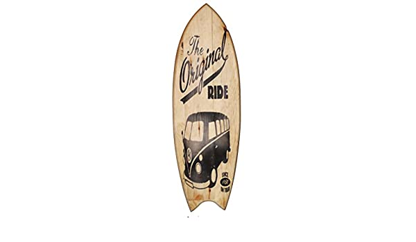 Soufing Shop - Tabla De Surf Decorativa - The Original Ride: Amazon.es: Hogar