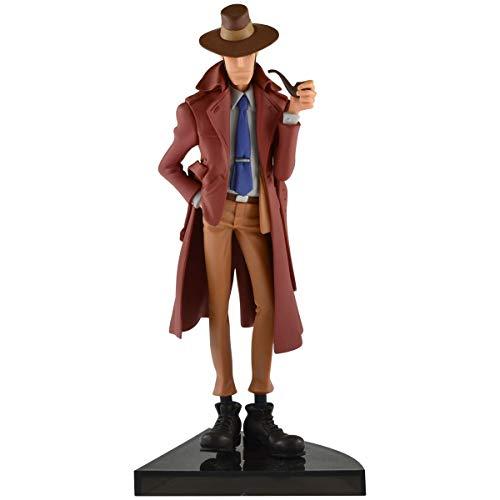 Action Figure Lupin The Third Inspector Zenigata A Banpresto Multicores