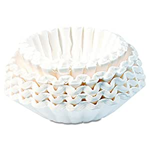 BUNN 1M5002 Commercial Coffee Filters, 12-Cup Size (Case of 1000)