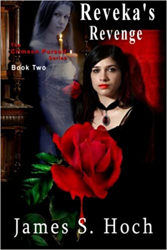 Revekas Revenge (Crimson Pursuit Book 2)