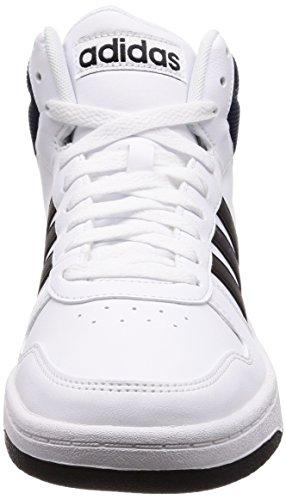 Maruni Hoops 0 ftwbla Blanches Montantes Hommes Mid Negbas Adidas 2 Baskets 000 Vs Pour q74Zxtw