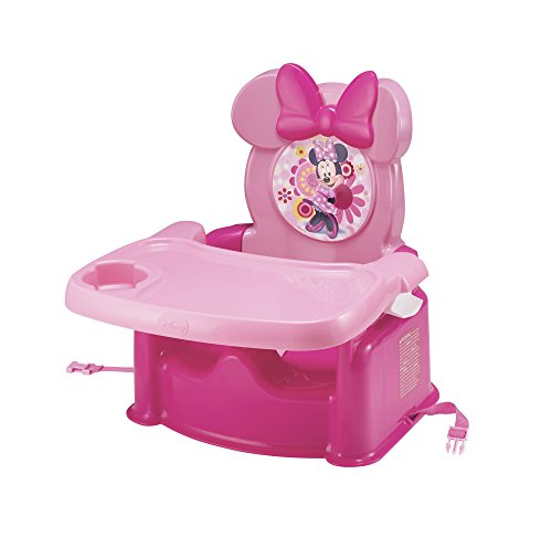 The First Years Disney Booster Seat, Minnie - Disney Seat Booster